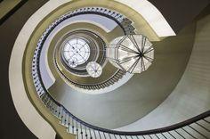 Fotografía Spiral stairs por Julia a.f en 500px