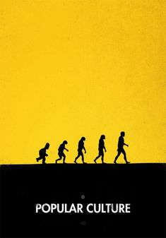 Creative Minimalist Evolution Posters By Maentis