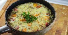 Loaded with Healthy Fats – Keto Breakfast Frittata