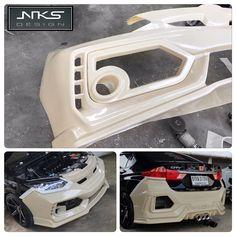 Custom Car Interior, Car Interior Design, Weird Cars, Cool Cars, Chevy, Bmw Convertible, Custom Consoles, Honda Civic Sedan, Body Kits