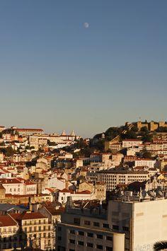 fim da tarde em #Lisboa  https://www.facebook.com/Lisboninformation/photos_stream foto: Luís Novo.