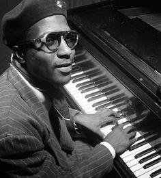 Thelonious Monk — Foto: William Gottlieb (1947)