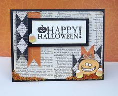 Halloween Card Idea