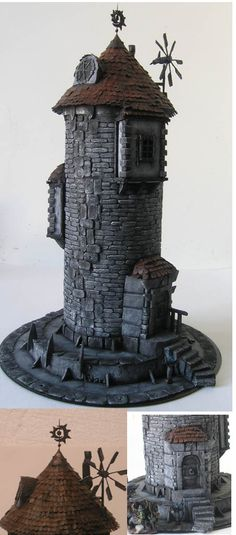 Imperial mage's tower