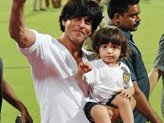 Shah Rukh Khan on who is the next superstar of the country: AbRam hai na