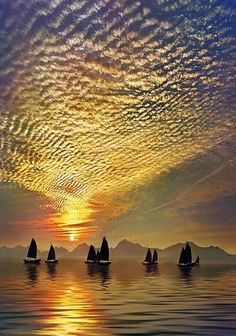 Celestial Ripples – Amazing Pictures - Amazing Travel Pictures with Maps for All Around the World