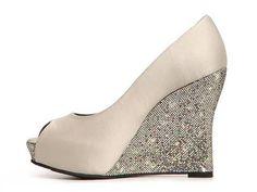 Nina Mahala Wedge Pump Wedding Shop Women's Shoes - DSW, for mel