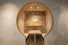 Elle Decor, Mirror, Furniture, Design, Shape, Mirrors, Home Furnishings, Arredamento