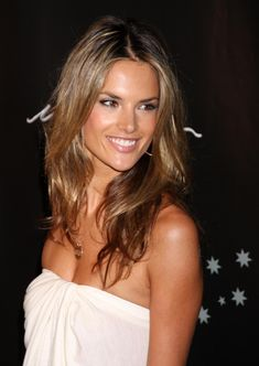Alessandra Ambrosio - Russell James Portrait Book Release Party