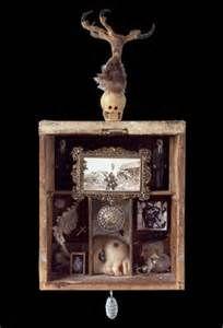 Joseph Cornell box. The master.