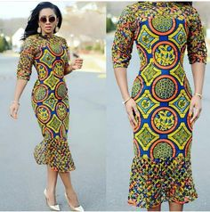 Fittest Ankara Long Gown Styles 2018 : Slim and Fittest for African Women .Fittest Ankara Long Gown Styles 2018 : Slim and Fittest for African Women African Print Dresses, African Print Fashion, African Fashion Dresses, African Dress, Ethnic Fashion, Ankara Fashion, African Prints, African Attire, African Wear