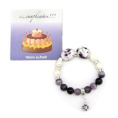 Happy birthday bracelet. Comes with a little story» Torques Complementos. Venta online de complementos de moda
