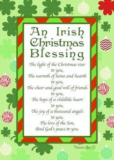 An Irish Christmas Blessing christmas christmas pictures christmas ideas christmas quotes holiday quotes christmas images christmas pics christmas blessings christmas photos christmas pic images christmas picture ideas christmas quotes and sayings