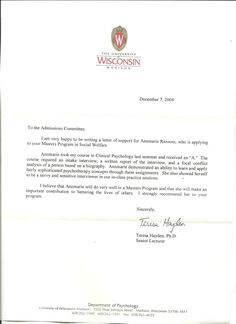 Here is a nice example of nursing letter of recommendation sample graduate school recommendation letter expocarfo Choice Image