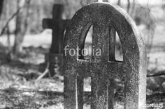Arches and crosses - Sometimes a grave tells a story. Stock Photos, Explore, Arches, Crosses, Image, Exploring, Bows, Counted Cross Stitches