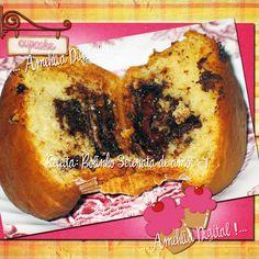 Bolinho (Muffin) Serenata de amor
