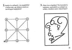 Albumarchívum Easy Doodle Art, Simple Doodles, Worksheets, Archive, Math Equations, Album, Teaching, Education, Kiss