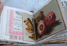 Art journal inspiration - Rambling Rose - typepad blog. Chunky little rose book (1)