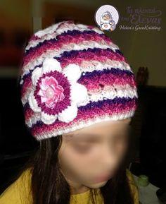 Σκουφάκι άνοιξη-φθινόπωρο,  πλεκτό χειροποίητο. Crochet Hats, Beanie, Fashion, Knitting Hats, Moda, Fashion Styles, Beanies, Fashion Illustrations, Beret