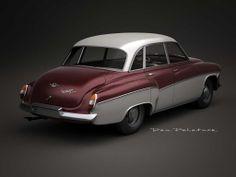 1959 Wartburg 311
