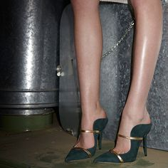 Malone Souliers 'Maureen' Pointy-Toe Mules