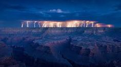 Lightning over the Grand Canyon. Would love to have seen this, grand canyon alone is AWESOME! Grand Canyon, S4 Wallpaper, Mobile Wallpaper, Storm Wallpaper, Amazing Wallpaper, Widescreen Wallpaper, Nature Wallpaper, Beautiful World, Beautiful Places