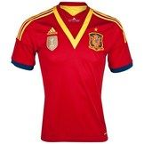 Is Spain pushing its luck with its new jersey?