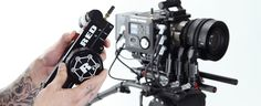 RED 3-Axis lens control state-of-the-art camera gear - http://dailym.net/2013/12/red-3-axis-lens-control/