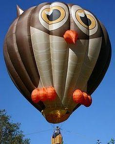 warmeluchtballon - Google zoeken