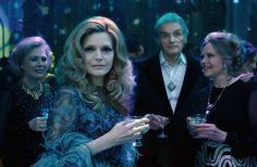 Kathryn Leigh Scott, Michelle Pfeiffer, David Selby & Lara Parker. Dark Shadows, 2012.