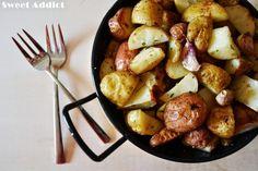 Cómo hacer patatas asadas en 5 minutos. ¡Descubre el secreto!
