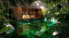 Chablé Resort to Open Stunning Underground Cenote Spa in Mexico's Yucatán Jungle (Exclusive)
