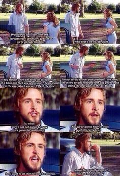 The Notebook - LOL