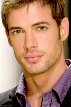 I don't like blondies, but this one is the exception. William Levy.