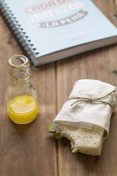 Recetas para tupper: Sándwich de pavo con manzana | Cocinando Sabores
