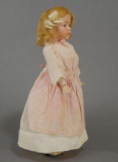 Gebrüder Heubach (fl.1840-1925) — 31 1/2'' Bisque Child Doll (745×1024)