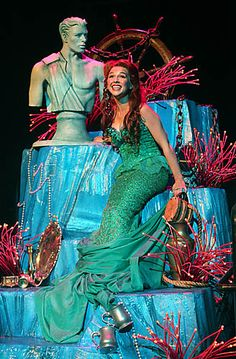 """That's the ticket What: """"Disney's The Little Mermaid"""" When: Through July 22 with evening performances at 7:30 or 8 p.m. and matinees at 2 p.m. Where: Wells Fargo Pavilion, 1..."""