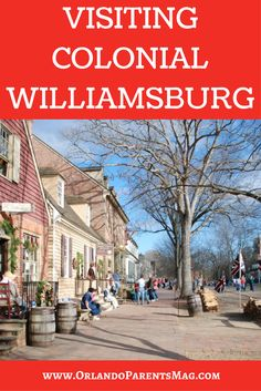 Family Vacations | Travel | Places to travel with kids | Vacations for Kids | Colonial Williamsburg | Historical Vacations