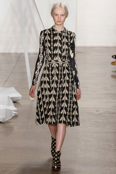 Suno New York Fashion Week Fall 13