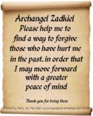 Archangel Parchment Scrolls - 24 Angel Prayers to the 15 Archangels