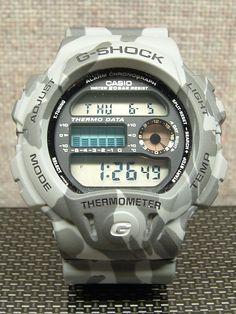 Casio G-Shock DW-6100CF-8 G-Python G Shock Watches, Casio G Shock, Amazing Watches, Python, Gadgets, Stylish, Accessories, Casio Watch, Tecnologia