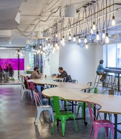 Social Tables Offices – Washington DC