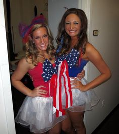 American themed mixer!