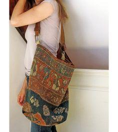 carpet bag, belt strap