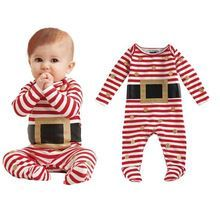 Baby Christmas gift 2016 Spring baby rompers clothes children outfits newborn boys&girls rompers for kids(China (Mainland))