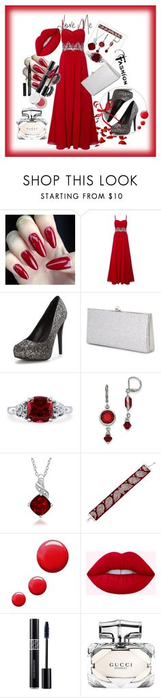 """""""Bez naslova #33"""" by sabahetasaric ❤ liked on Polyvore featuring Accessorize, Jimmy Choo, BERRICLE, 1928, Amanda Rose Collection, MANGO, Topshop, Christian Dior, Gucci and rms beauty"""