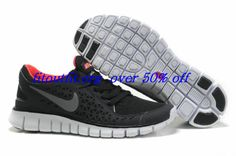 release date: 5336f a4f73 Womens Nike Free Run Black Red Shoes.