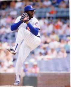 December 4 Happy birthday to a great Cubs relief pitcher, Lee Smith.   With this year's ballot having some great players on it, it appears unlikely this great pitcher makes it to the Hall of Fame in 2014, but I sure hope he gets that call one day!!