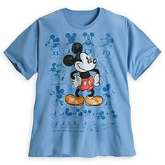 Disney Mickey Mouse Tee (Plus Size)...Me want it too.