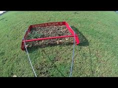 New video clip of the paddock blade collecting horse manure and rocks with ease. Horse Paddock, Horse Stables, Ranch Fencing, Rodeo, Humor Videos, Horse Manure, Horse Shelter, Farm Plans, Horse Facts